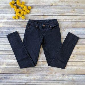 The Limited Dark Wash 917 Stretch Skinny Jeans